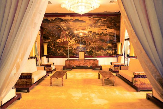 Things to do in Ho Chi Minh City - A room fit for a king at the Reunification palace