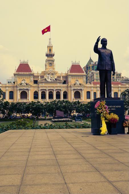 Things to do in Ho Chi Minh City - Ho Chi Minh City Hall