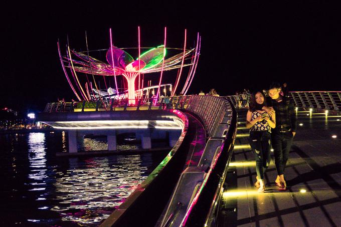Can Tho City: Ninh Kieu Night Life
