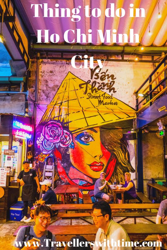 17 fascinating things to do in Ho Chi Minh City and everything you need to know when you're there!   Saigon Central Post Office   Royal Palace   War Remnant Museum   Cu Chi Tunnels  
