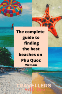 It can be difficult to find those idyllic Phu Quoc beaches without booking a luxury hotel to pay for their private beach. We spent 2 weeks hunting down Phu Quocs best public beaches for you! #phuquoc #vietnam #beaches #tips