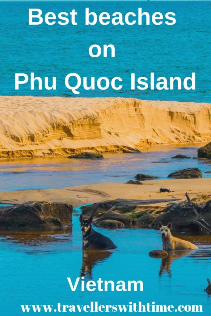 While the main tourist area is lined with beaches, like Long Beach, there are plenty of other more spectacular beaches on the island if you know where to find them! Some of our favourites were Cua Can and Vung Bau and Dai Beach. Heres a complete guide on how to find your perfect island oasis. #vietnam #phuquoc #beach #island