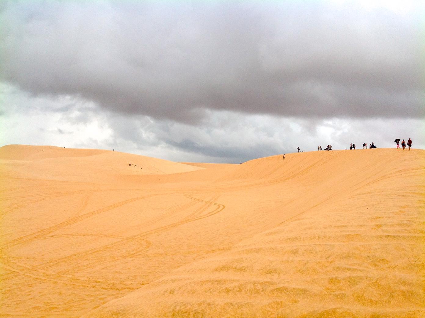 Is it worth visiting Mui Ne Vietnam? White sand dunes Mui Ne is one of the things to do in Mui Ne Vietnam