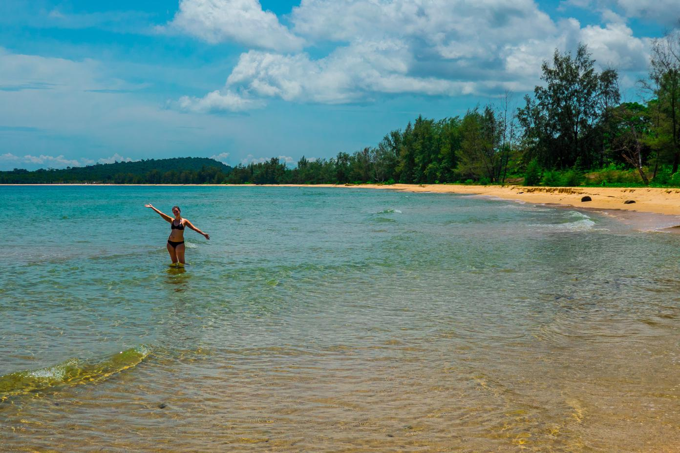 Phu Quoc Travel Guide - Cua Can Secluded beach