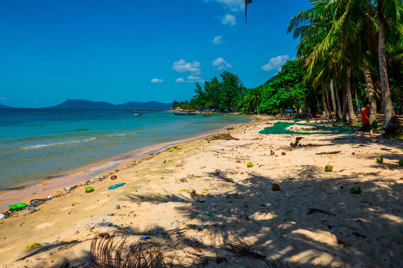 Ganh Dau Beach - The disappointment Definitely not one of the nicest beaches on Phu Quoc