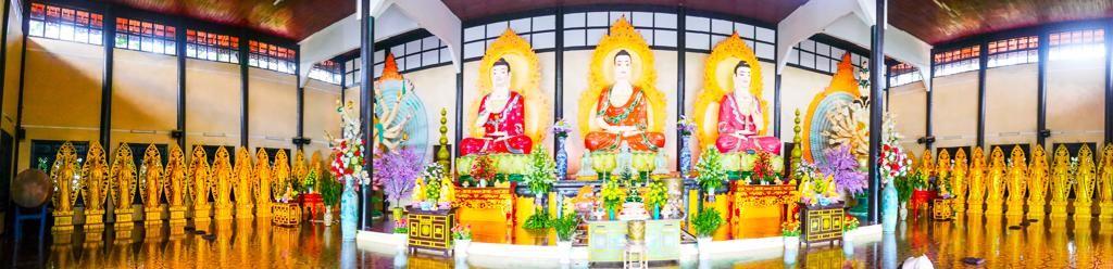 Linh An Pagoda Dalat