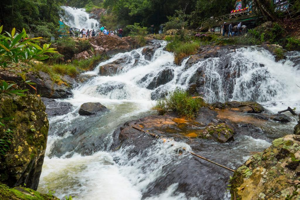 Datanla Waterfall Dalat