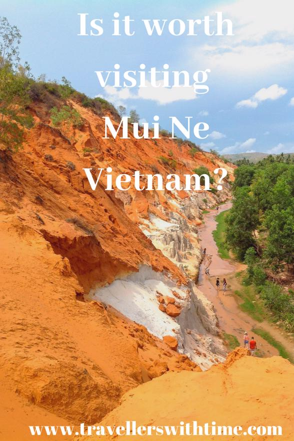 Is it worth visiting Mui Ne? Not quite 'local' and not quite 'foreign', Mui Ne is suffering an identity crisis. Once a tourist hot spot, with beautiful red and white sand dunes, the fairy stream and delicious seafood. We've been to Mui Ne twice over the last few years and here is our take on Mui Ne.
