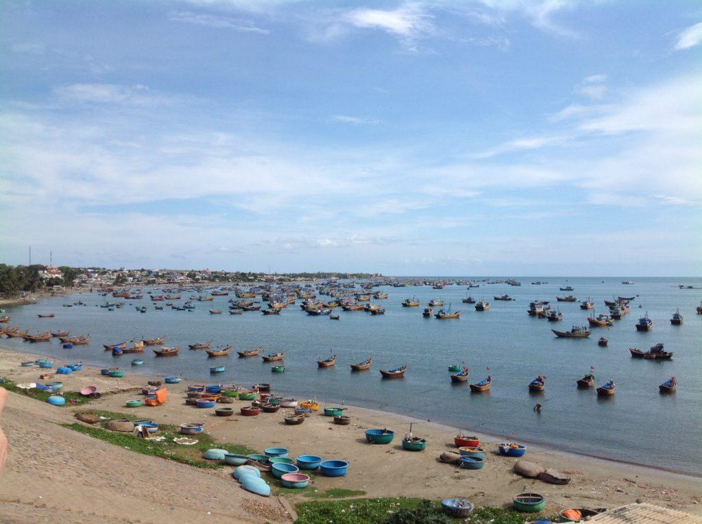 Vietnam travel tips - Mui Ne Fishing Villiage