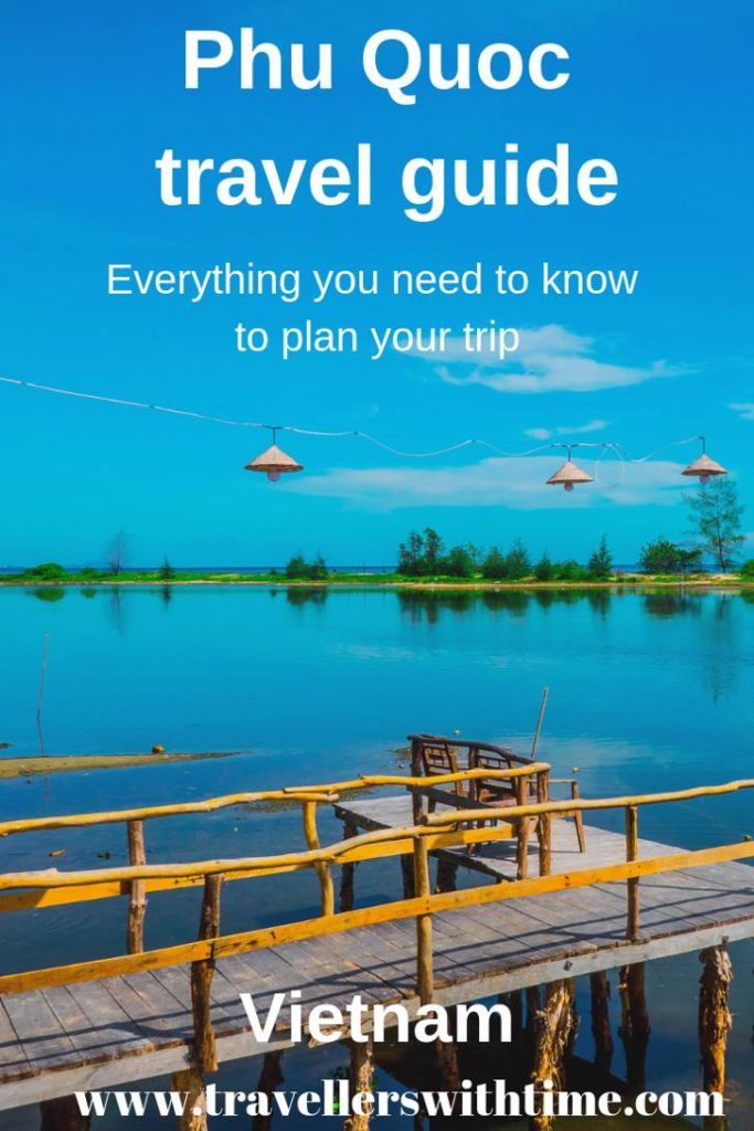 A helpful guide for planning your trip to Phu Quoc Island. Including how to get to Phu Quoc, how to chose an area to stay in and what to do while you're there. #vietnam #phuquoc #thingstodo #beaches #waterfall #market