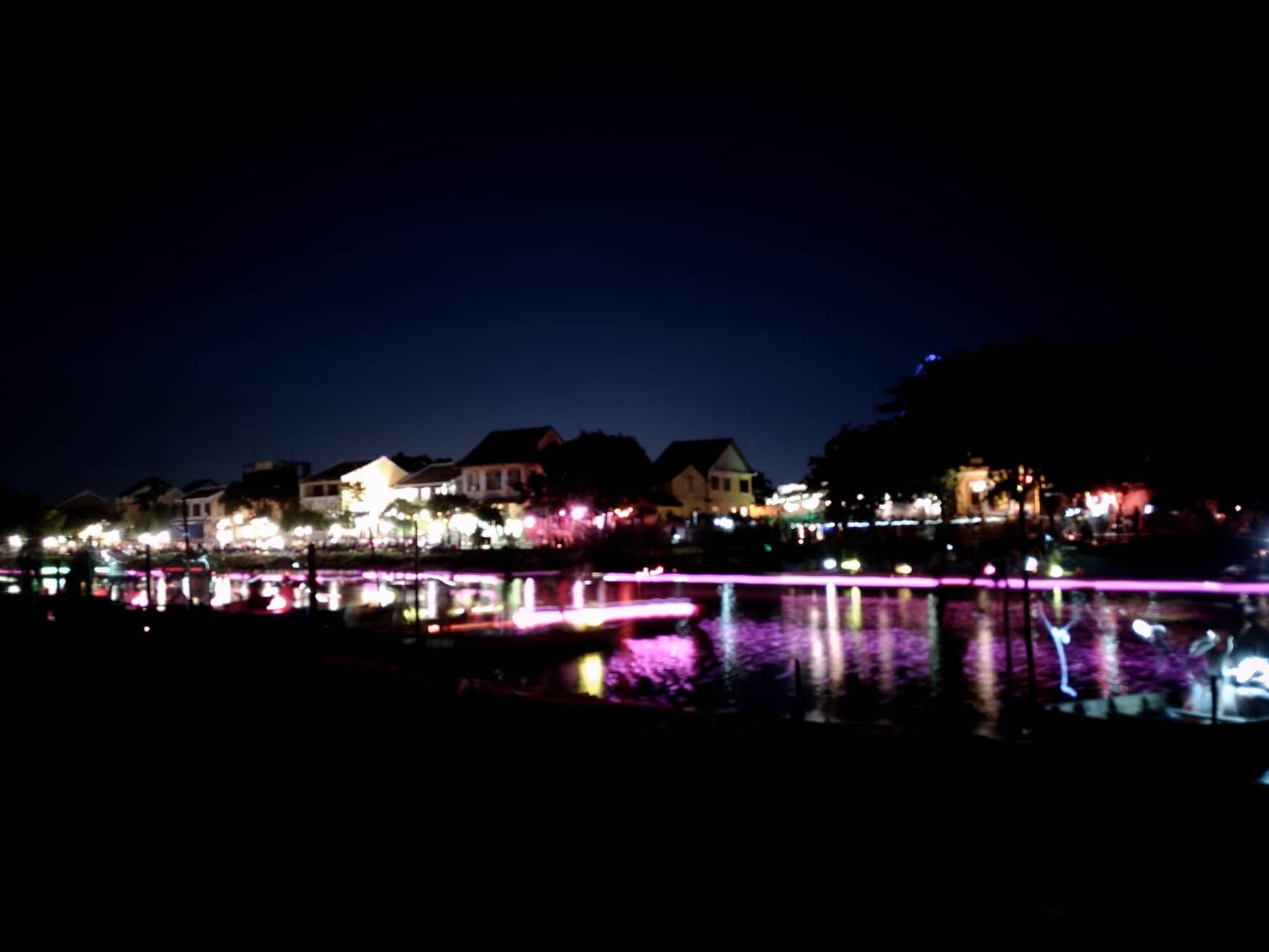 Hoi An Highlights - Thu Bon River, Hoi An Ancient town at night