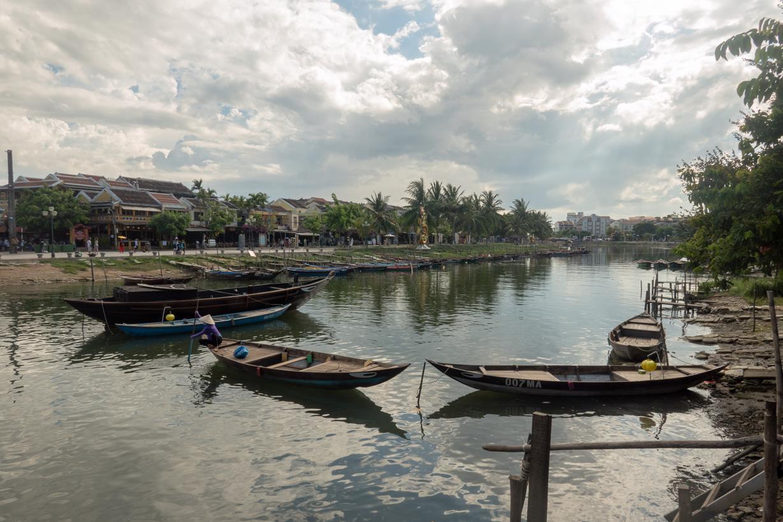 Hoi An Ancient Town Thu Bon River