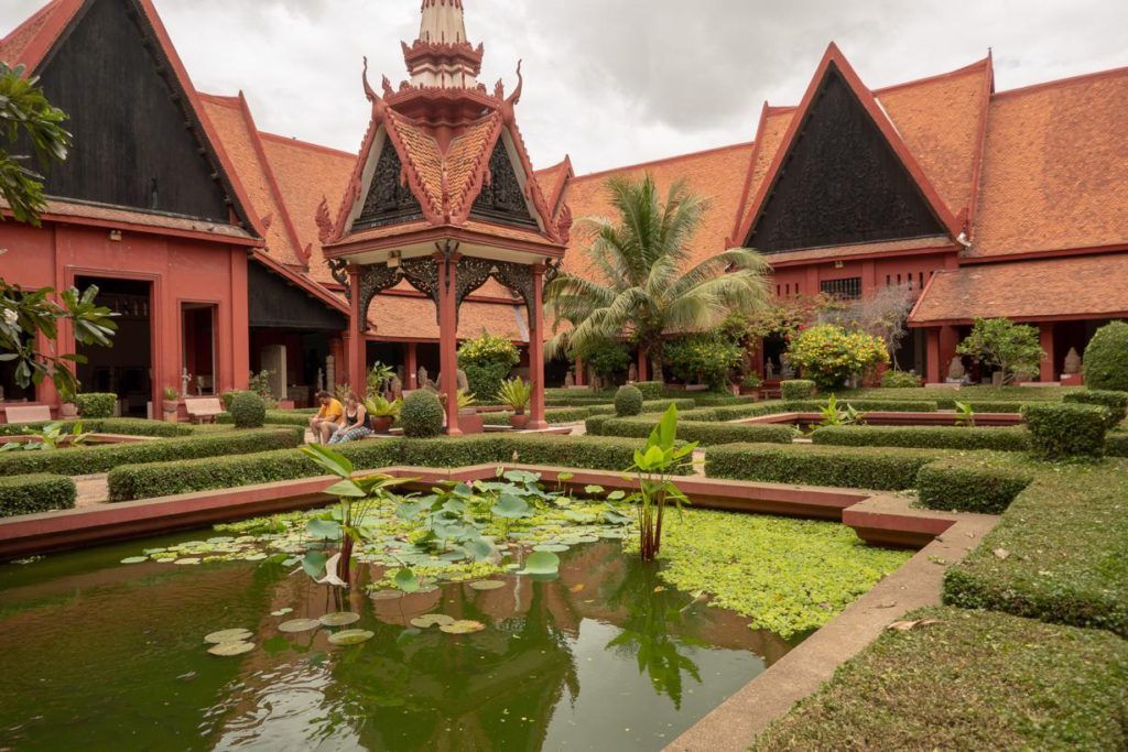 National Museum of Cambodia Phnom Penh, things to do in Phnom Penh