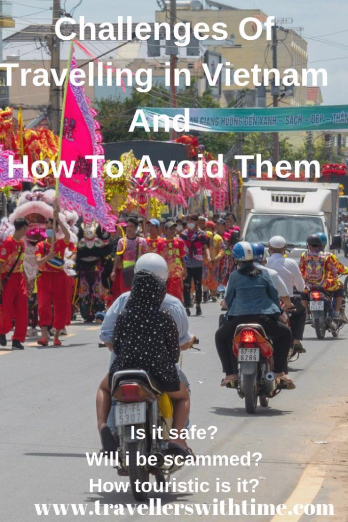 When we meet other travellers and they find out we've spent over 4 months in Vietnam, they always have a lot of questions, many of which relate to the challenges of travelling around Vietnam. Everyone is always wondering how touristic it is, if they'll be scammed, if its safe for tourists etc. We thought we'd write a post to explain our take on some of the challenges and how to avoid them #vietnamtravel #isitsafe
