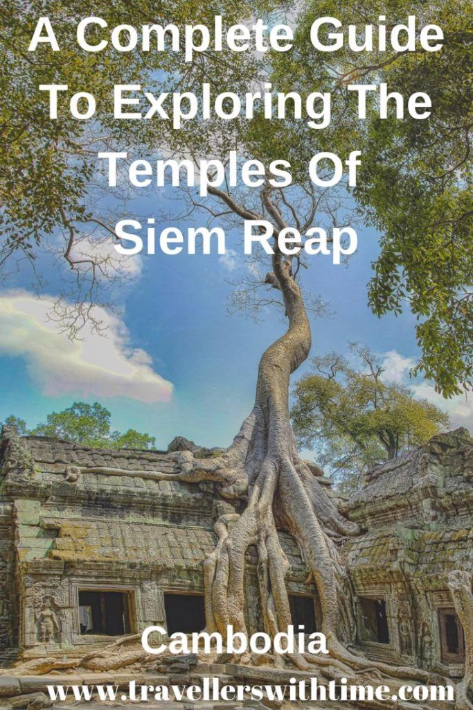 Planning to visit the spectacular UNESCO World Heritage Site of Ankgor Archaeological Park? We've pulled together everything you need to know! Whether you're planning a visit for 1 day or one week we'll tell you which 6 temples we think you must see and some of their history. You'll find all the information you need to visit the temples on your own, including where to buy tickets and how the tickets work, and how to plan your itinerary. If you want to do tours, we've covered that too! Click through to learn more. #ankgorwat #siemreap #bayon #bengmealea