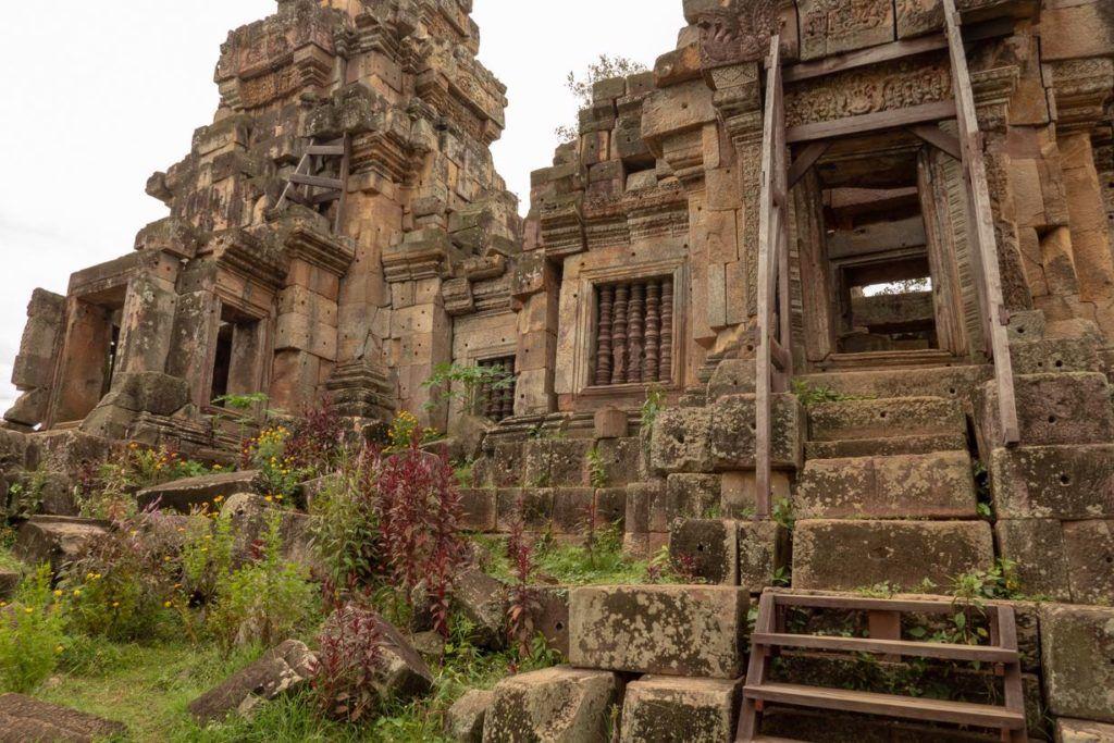 Battambang Tuk Tuk Tour Wat Ek Phnom