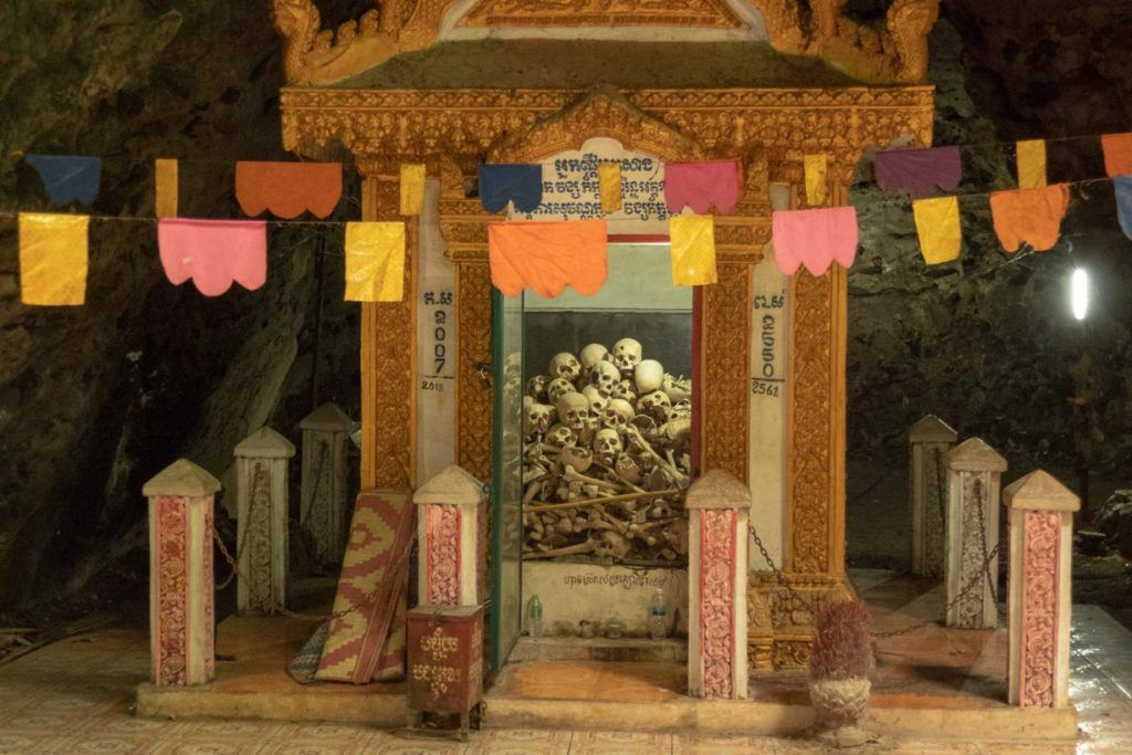 Phnom Sampov Killing Cave Battambang Tuk Tuk Tour