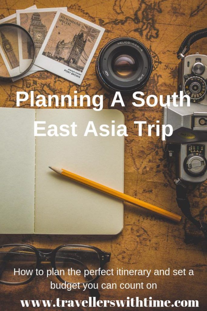 Planning a Southeast Asia trip can seem like a daunting task. Where do you go? Can you afford it? I've outlined the exact process we use to plan our trips. If you use this method, you'll have a great itinerary and perfect confidence in your budget! It hasn't failed us yet #travelitinerary #travelbudget #southeastasia #tripplanning