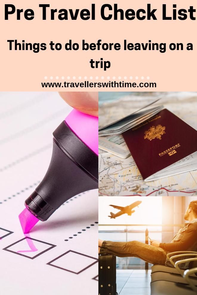 If you're planning on going on an extended trip you want to make sure you think about these things! #travel #checklist #tips #thingstodo #travelplanning