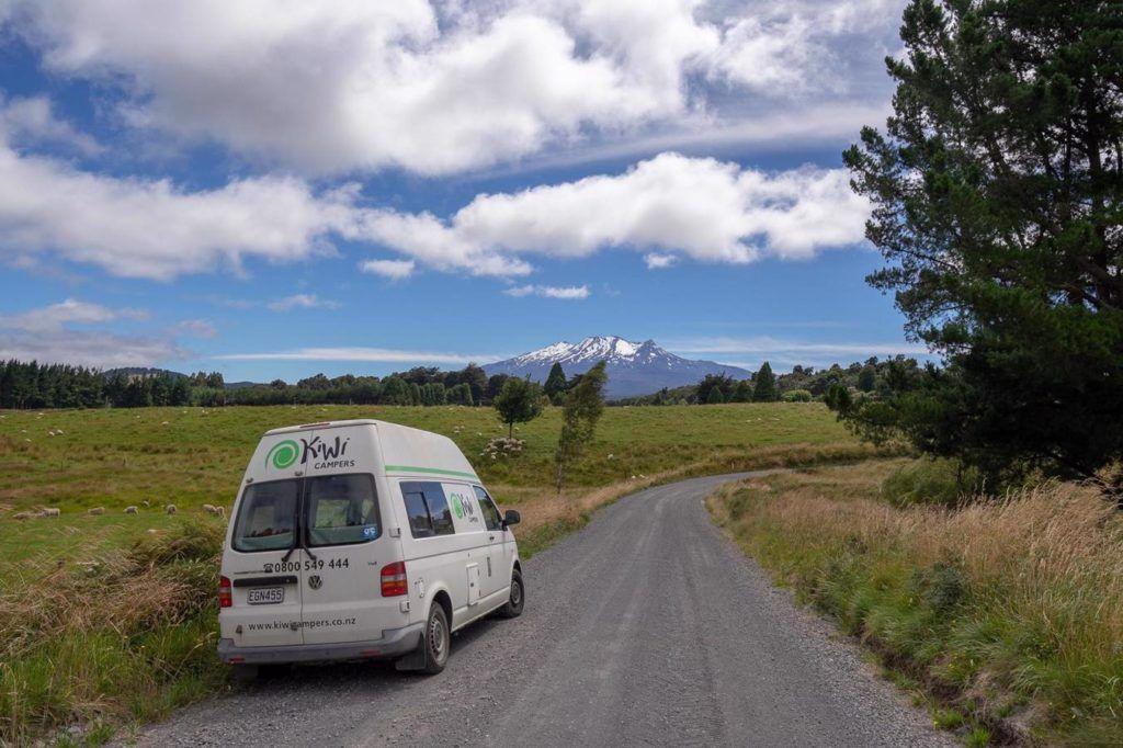 Choosing a campervan