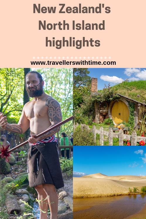 North Island New Zealand Highlights - Travellers with Time