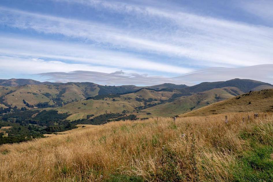 South Island of New Zealand - self contained van NZ