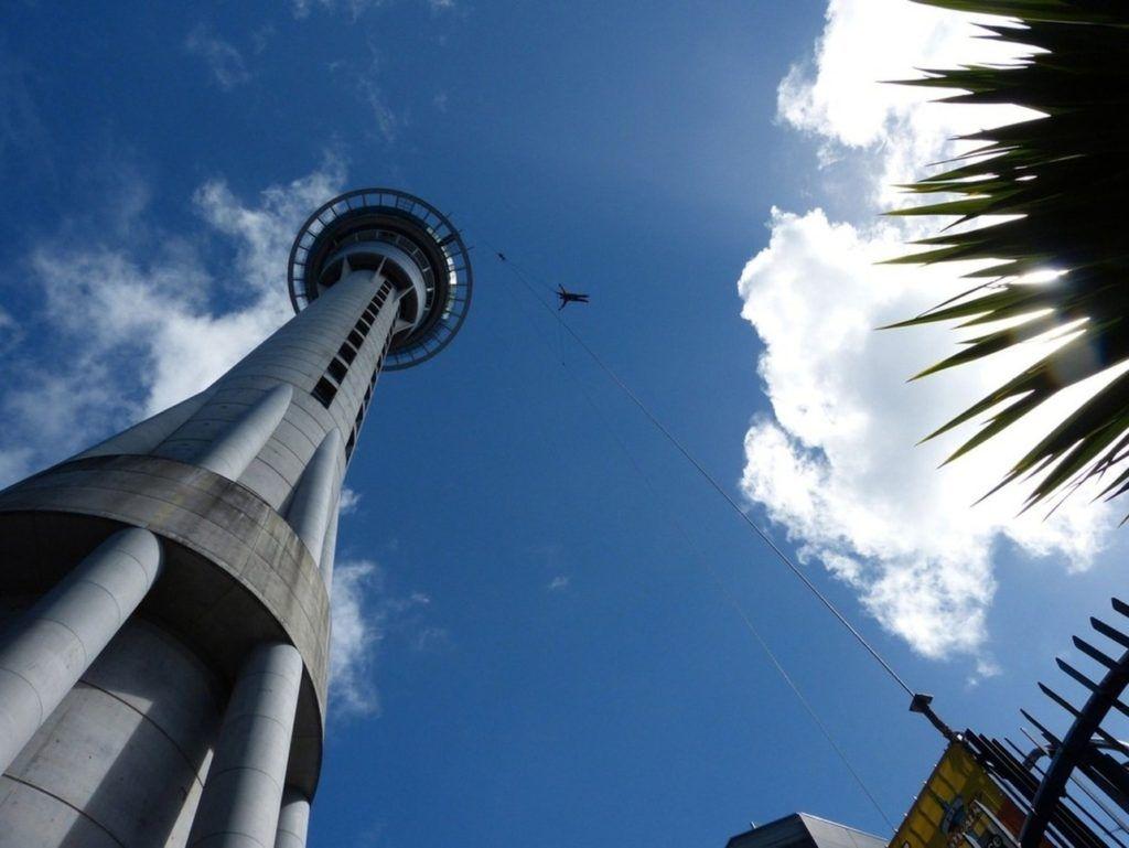 Sky Tower Bungee