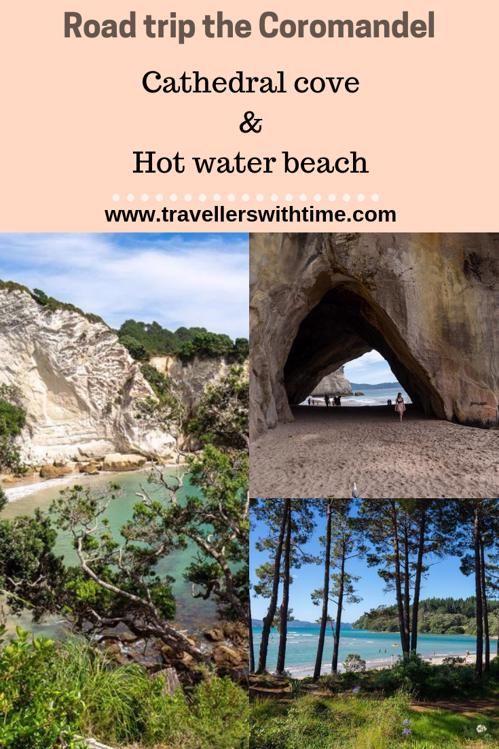 Road trip Coromandel - Cathedral Cove, Stingray Bay, Cooks beach reserve