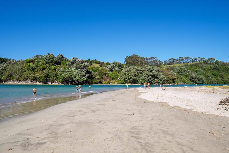 Road trip Coromandel - Cooks Beach
