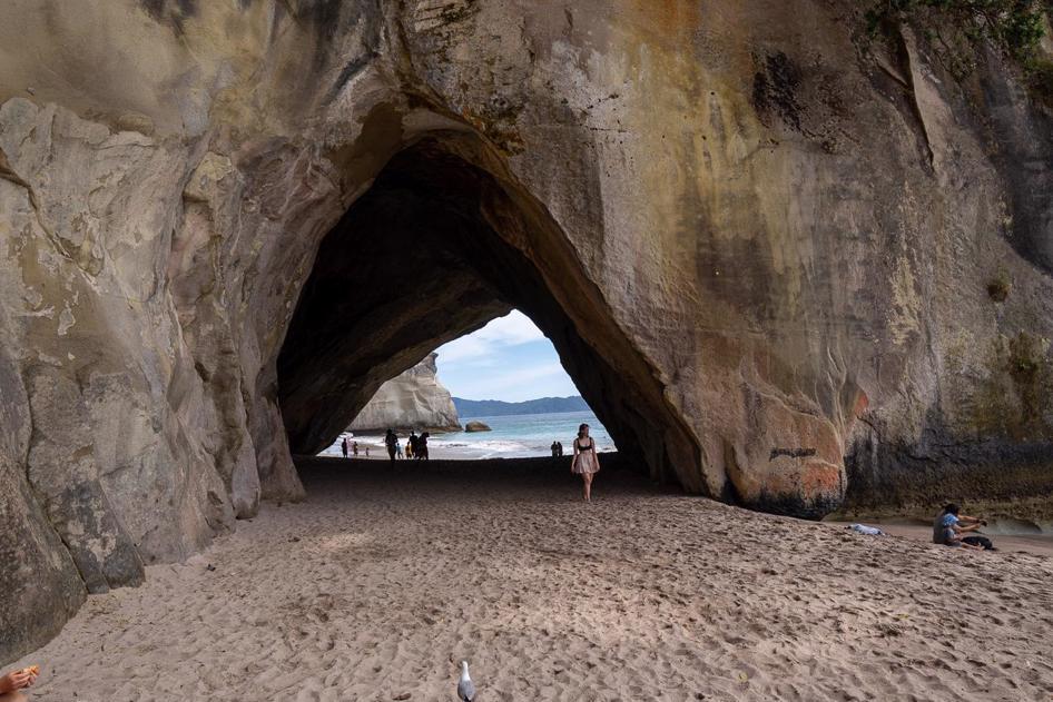 Road Trip Coromandel - Cathedral Cove