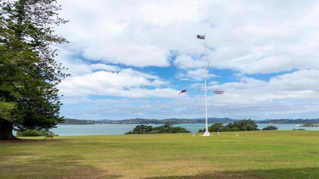 Whaitangi Treaty Grounds, Bay of Islands, Auckland to Cape Reinga road trip