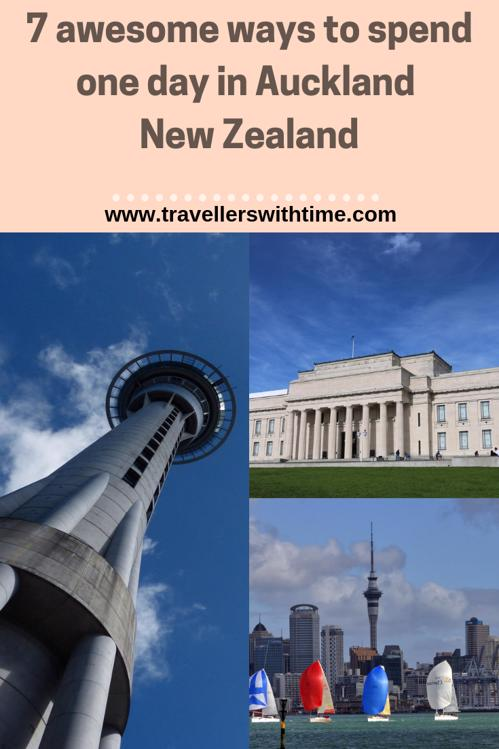 Only have one day in Auckland? Thats plenty of time to see the city and surrounds or eat at a delicious restaurant #newzealand #travel #thingstodo