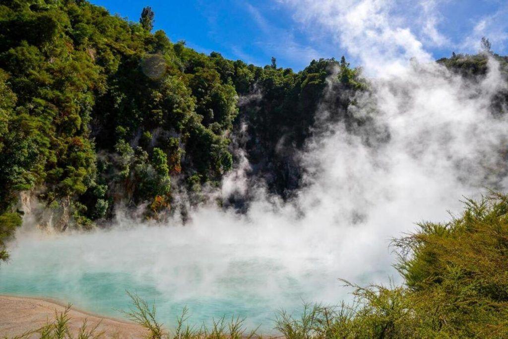 Geothermal spring Rotorua