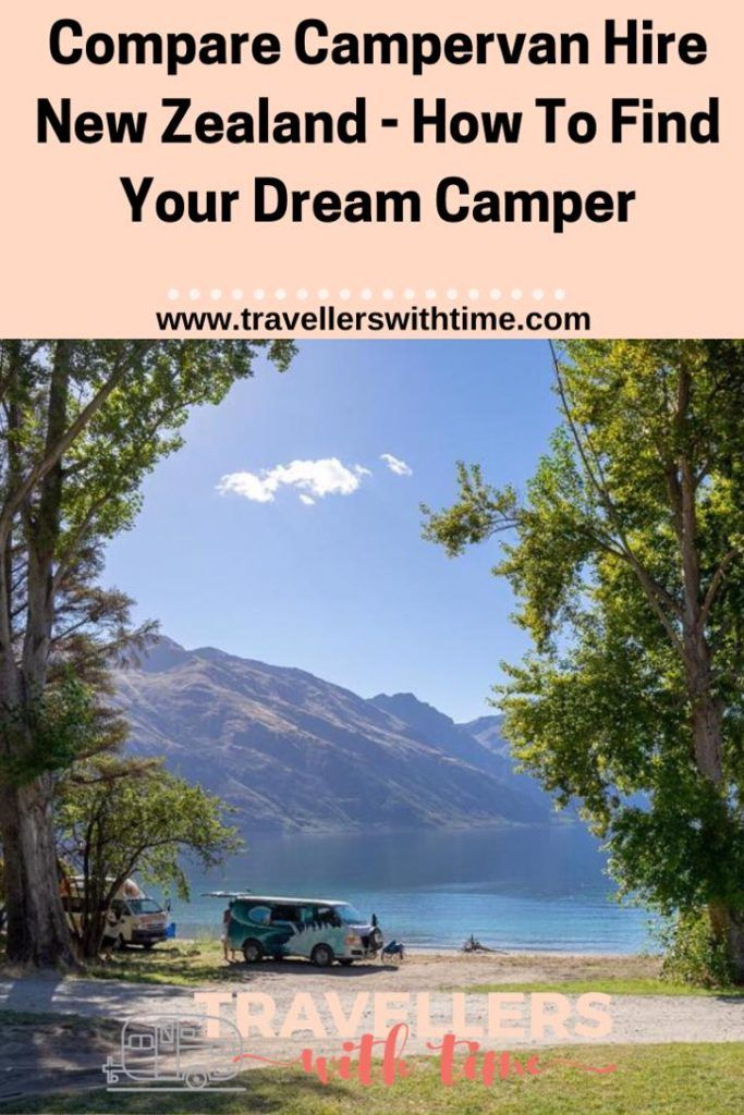 The ultimate guide on how to compare campervan hire companies and types in New Zealand to make sure you get the ideal camper for your trip! #campervan #newzealand #motorhometravel #travel