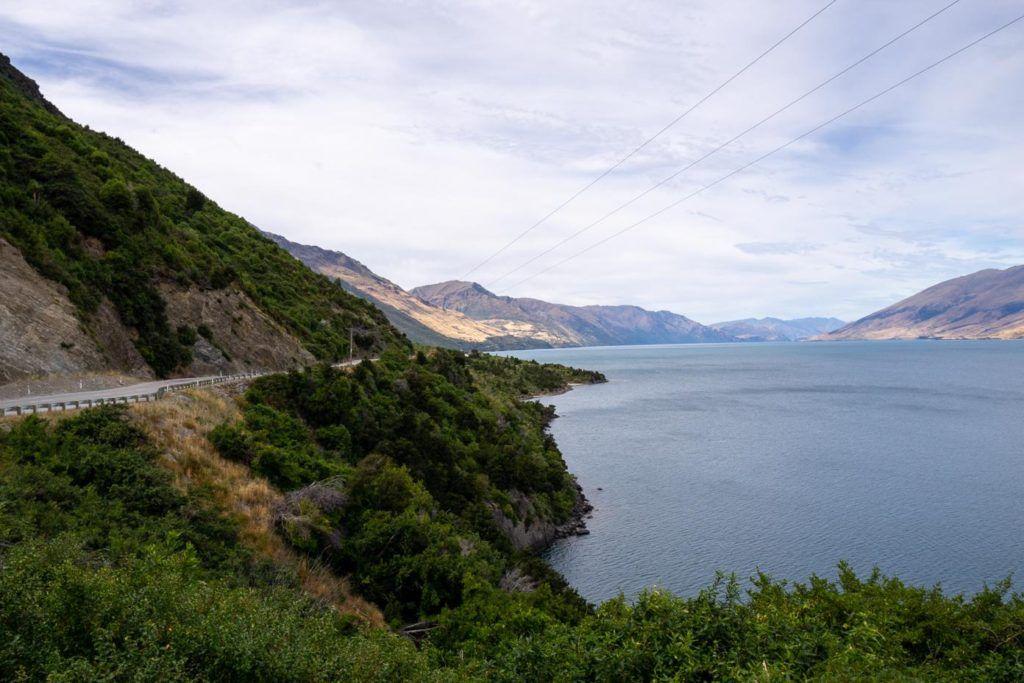 Spectacular views surrounding Fox Glacier Village