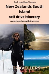 A complete self drive itinerary for New Zealands South Island. Includes all the best things to see and do, places to go, where to eat and where to stay on your road trip