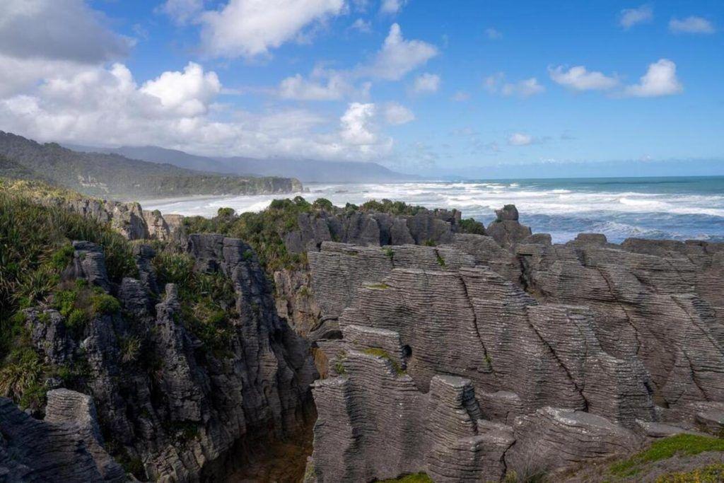 Punakaiki Pancake Rocks Self Drive Itinerary South Island