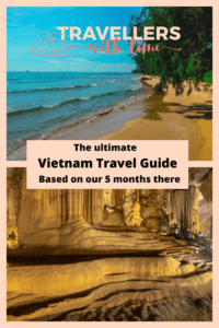 A comprehensive Vietnam Travel Guide containing everything you need to know to plan an amazing Vietnamese adventure! We've taken everything we learned and loved about our 5 months in Vietnam and put it here! #vietnam #travel #tips #guide #placestovisit #thingstodoin #beaches #travellerswithtime