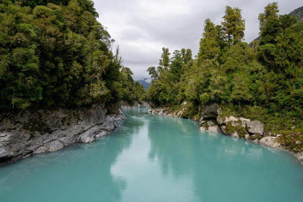 Hokikita Gorge - West Coast New Zealand South Island - New Zealand Bucket List