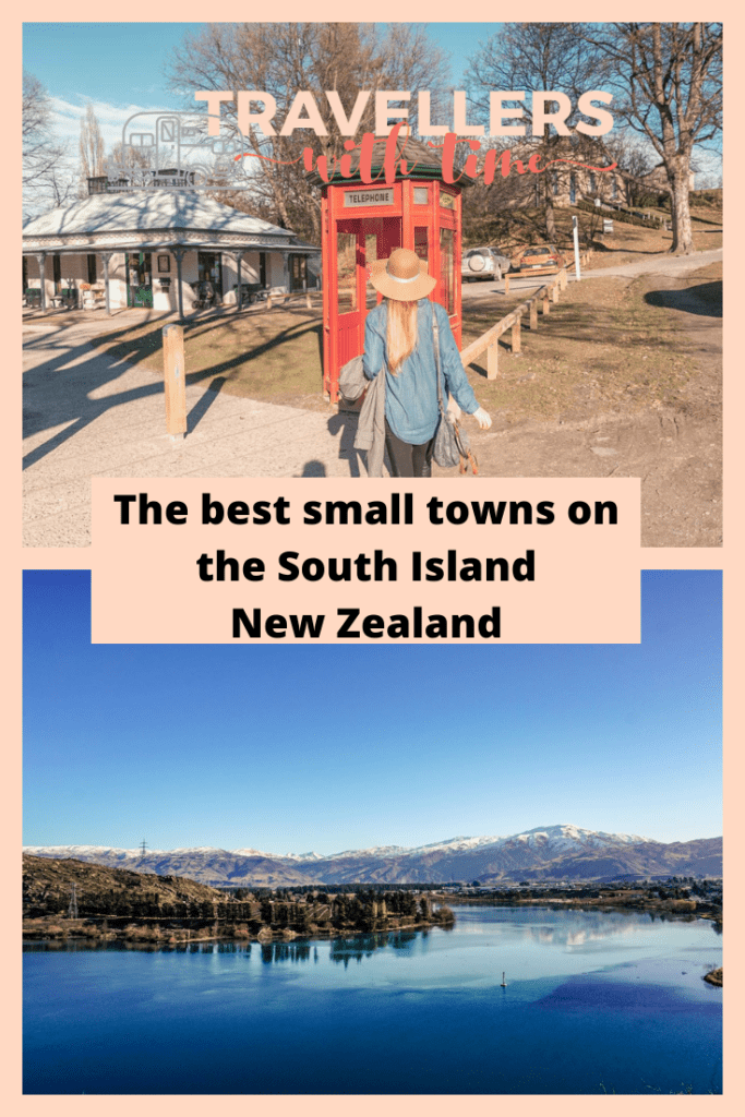 A guide to the best small towns on New Zealands South Island. Whether you're planning a road trip or a longer holiday you'll want to make sure to see these #newzealand #roadtrip #southisland