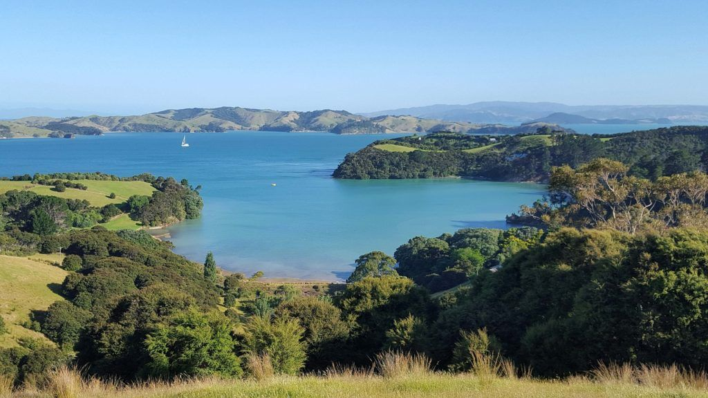 North Island New Zealand road trips to Waiheke Island