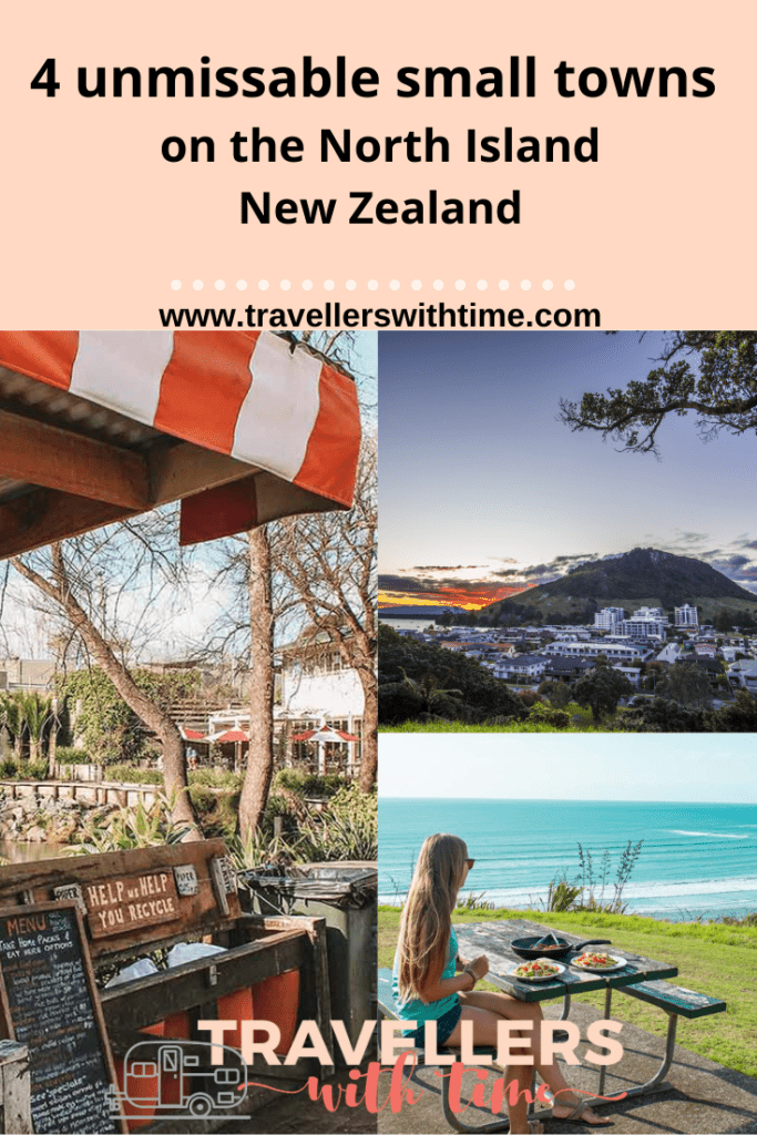 Whether you're looking to get away for a weekend or are on a longer road trip, you wont want to miss these 4 towns on New Zealand's North Island, with wineries, markets, beaches and nature you'll love these 4 small towns!